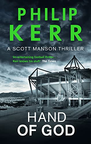 9781784081577: Hand Of God (A Scott Manson Thriller)
