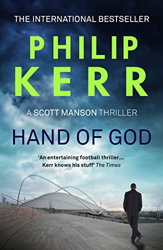 9781784081591: Hand Of God (A Scott Manson Thriller)