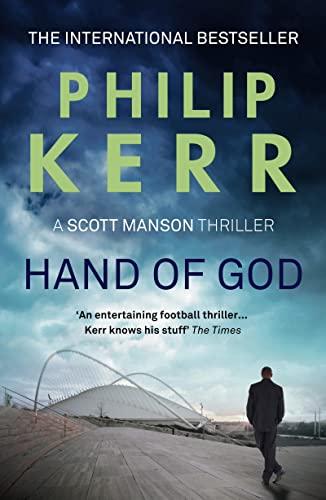 9781784081591: Hand Of God (A Scott Manson Thriller)