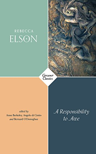 9781784106553: A Responsibility to Awe (Carcanet Classics)