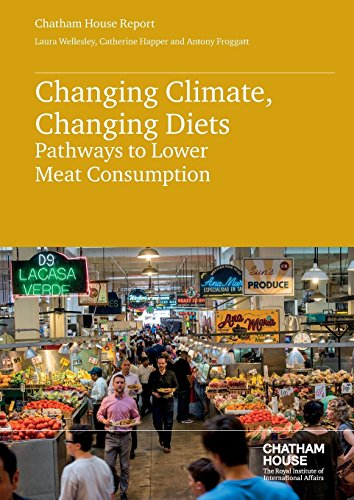 9781784130558: Changing Climate, Changing Diets: Pathways to Lower Meat Consumption