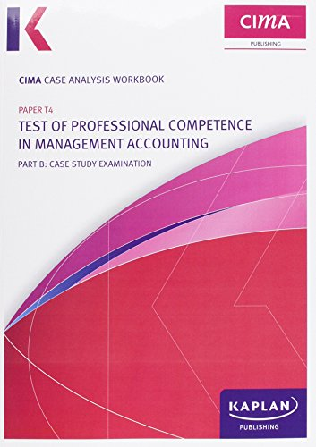 T4 Case Analysis Workbook