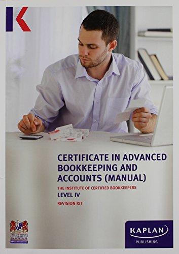 Icb Revision Kit Level IV Advanced Bookk
