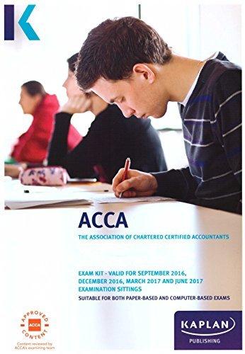 9781784152376: P6 Advanced Taxation - Exam Kit
