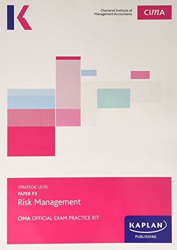 CIMA P3 Risk Management - Exam Practice Kit