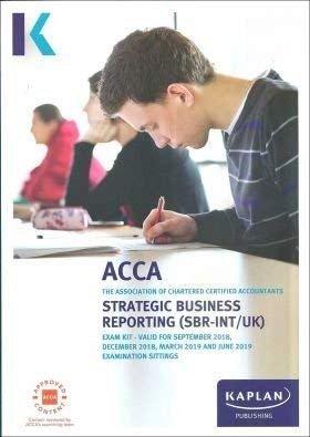 9781784158422: Strategic Business Reporting (Acca Exam Kits)