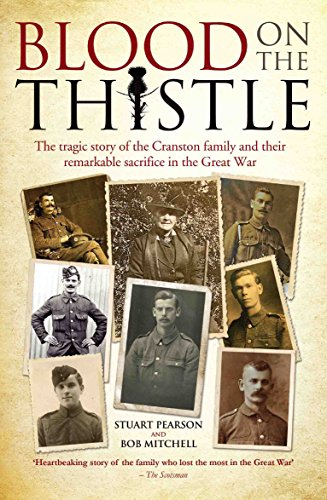 9781784183349: Blood on the Thistle: The Tragic Story of the Cranston Family and Their Remarkable Sacrifice