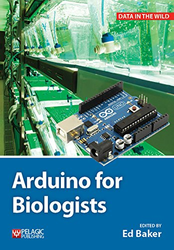 9781784270421: Arduino for Biologists (Data in the Wild)