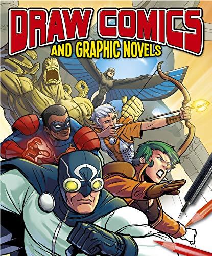 9781784282134: Draw Comics and Graphic Novels