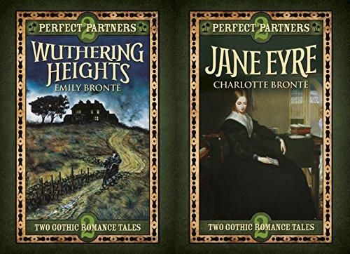 9781784282943: Jane Eyre & Wuthering Heights: Slip-Case Edition (Perfect Partners)