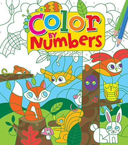 9781784284695: Color By Numbers