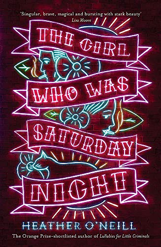 9781784290160: The Girl Who Was Saturday Night