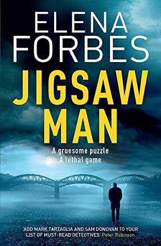 Jigsaw Man: Forbes, Elena