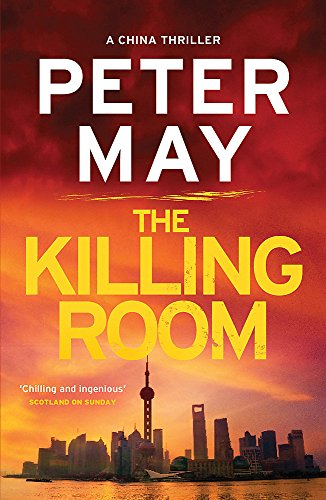 9781784291686: The Killing Room: A gripping thriller and a tense hunt for a killer (China Thriller 3)