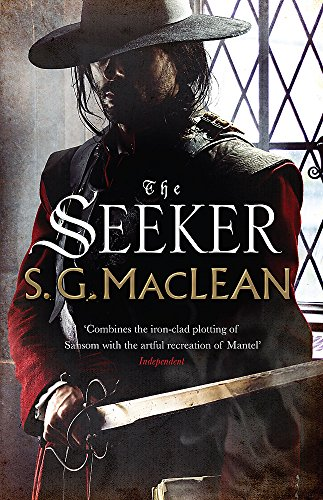 9781784292232: The Seeker: Damian Seeker 1 (Captain Damian Seeker)
