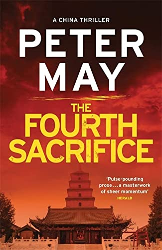 9781784292690: The Fourth Sacrifice: China Thriller 2 (China Thrillers)