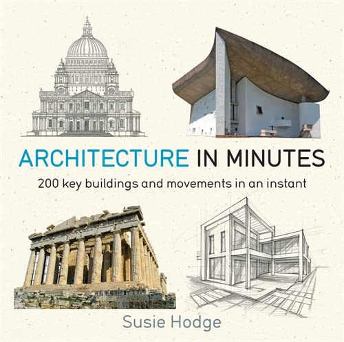 9781784296032: Architecture In Minutes