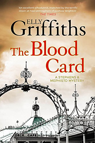 9781784296681: The Blood Card: Stephens and Mephisto Mystery 3