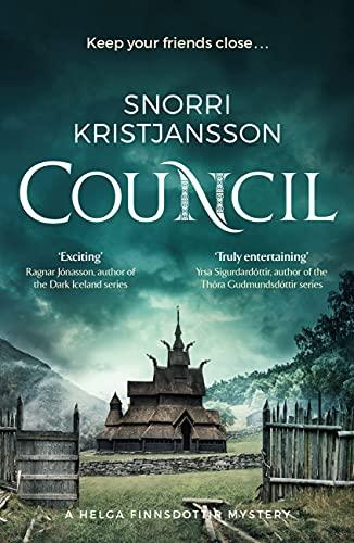 9781784298111: Council: Helga Finnsdottir Book II (The Helga Finnsdottir Mysteries)