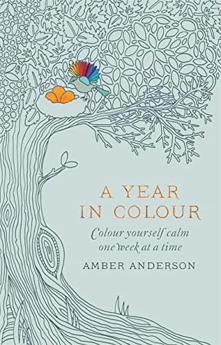 Year in Colour (Paperback): Amber Anderson