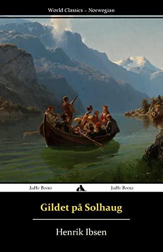 9781784350635: Gildet på Solhaug (Norwegian Edition)