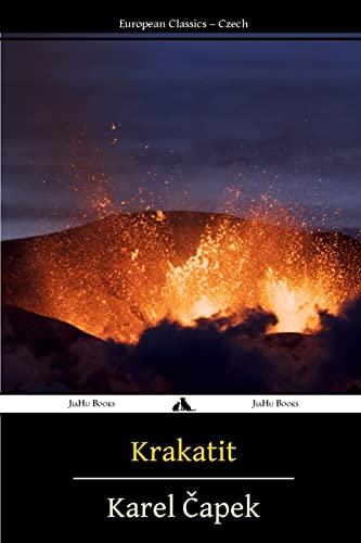 Krakatit (Czech Edition): Karel Capek