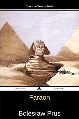 9781784351434: Faraon (Polish Edition)