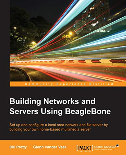 9781784390204: Building Network and Servers Using Beaglebone