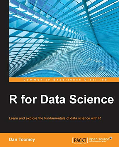9781784390860: R for Data Science - R Data Science Tips, Solutions and Strategies