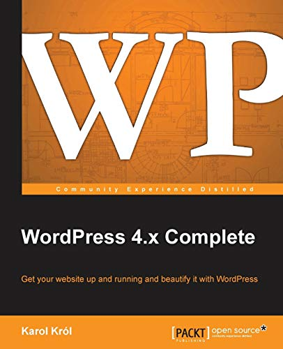 9781784390907: WordPress 4.x Complete