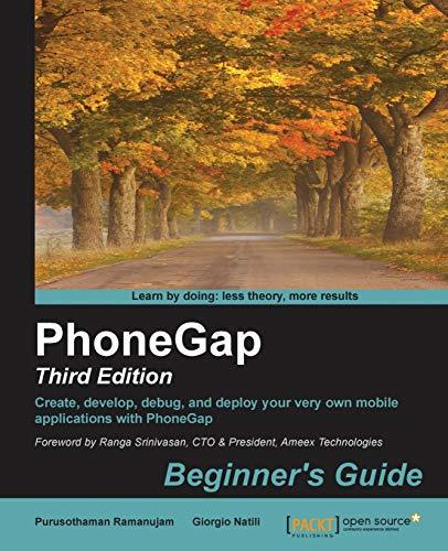 9781784392284: PhoneGap: Beginner's Guide, 3rd Edition
