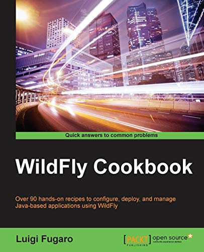 9781784392413: WildFly Cookbook
