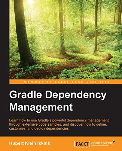 9781784392789: Gradle Dependency Management