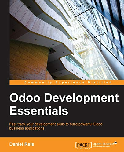 9781784392796: Odoo Development Essentials