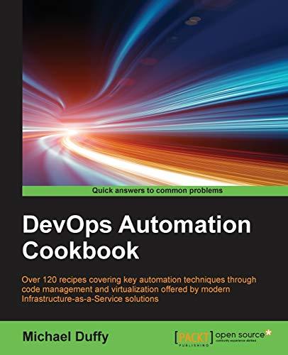 9781784392826: DevOps Automation Cookbook