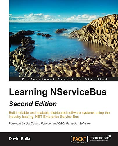 9781784392925: Learning NServiceBus - Second Edition