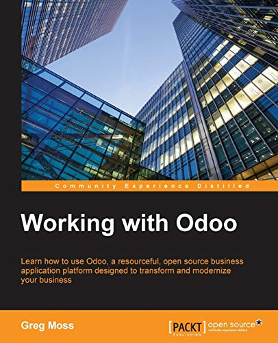 9781784394554: Working with Odoo