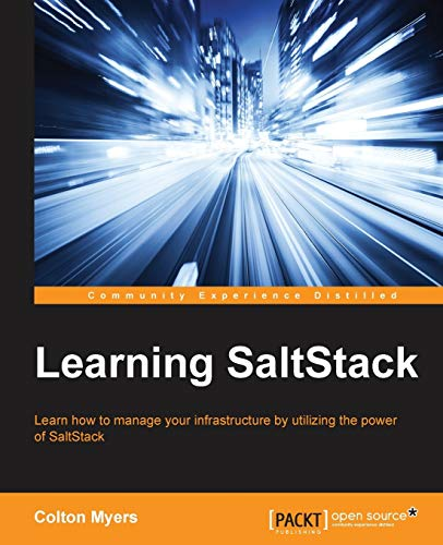 9781784394608: Learning SaltStack