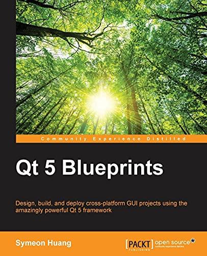 9781784394615: Qt5 Blueprints