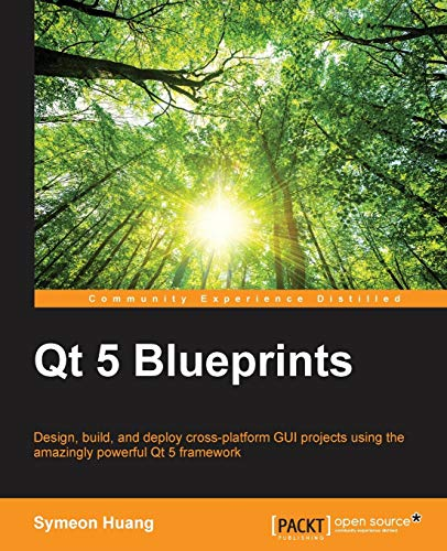 9781784394615: Qt 5 Blueprints