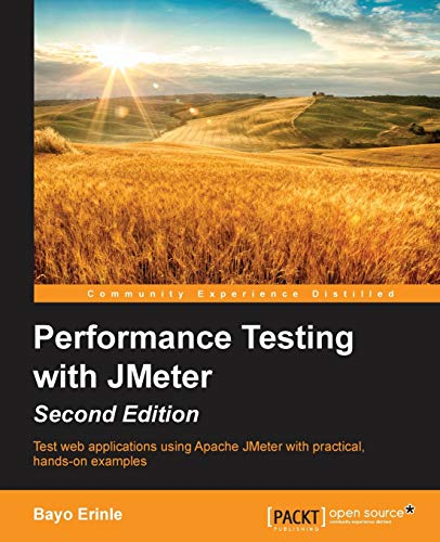 9781784394813: Performance Testing with Jmeter - Second Edition