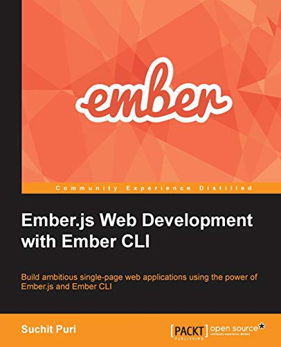 9781784395841: Ember.js Web Development with Ember CLI