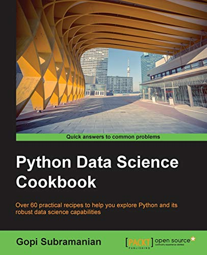 9781784396404: Python Data Science Cookbook