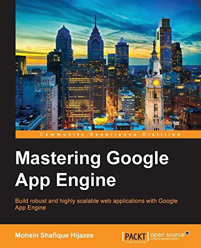 9781784396671: Mastering Google App Engine