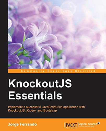 9781784397074: Knockout.JS Essentials