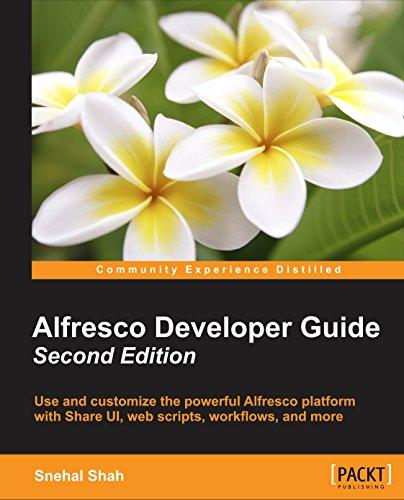 9781784397746: Alfresco Developer Guide - Second Edition
