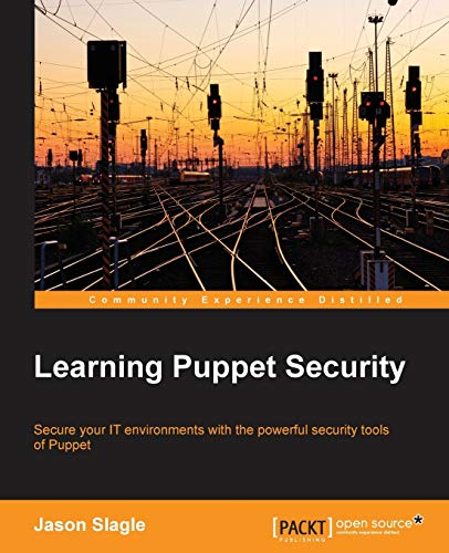 9781784397753: Learning Puppet Security