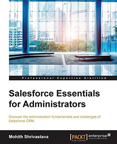 9781784398071: Salesforce Essentials for Administrators