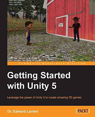 9781784398316: Getting Started with Unity 5