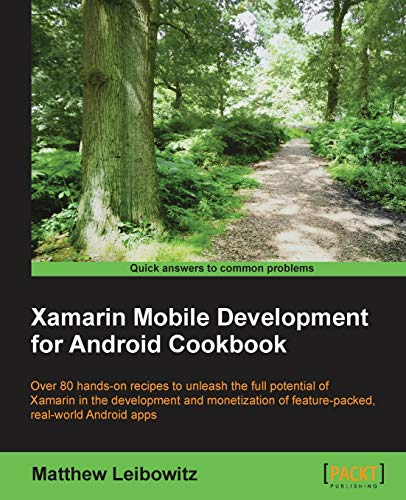 9781784398576: Xamarin Mobile Development for Android Cookbook